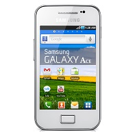 Rent Samsung Galaxy Ace for testing